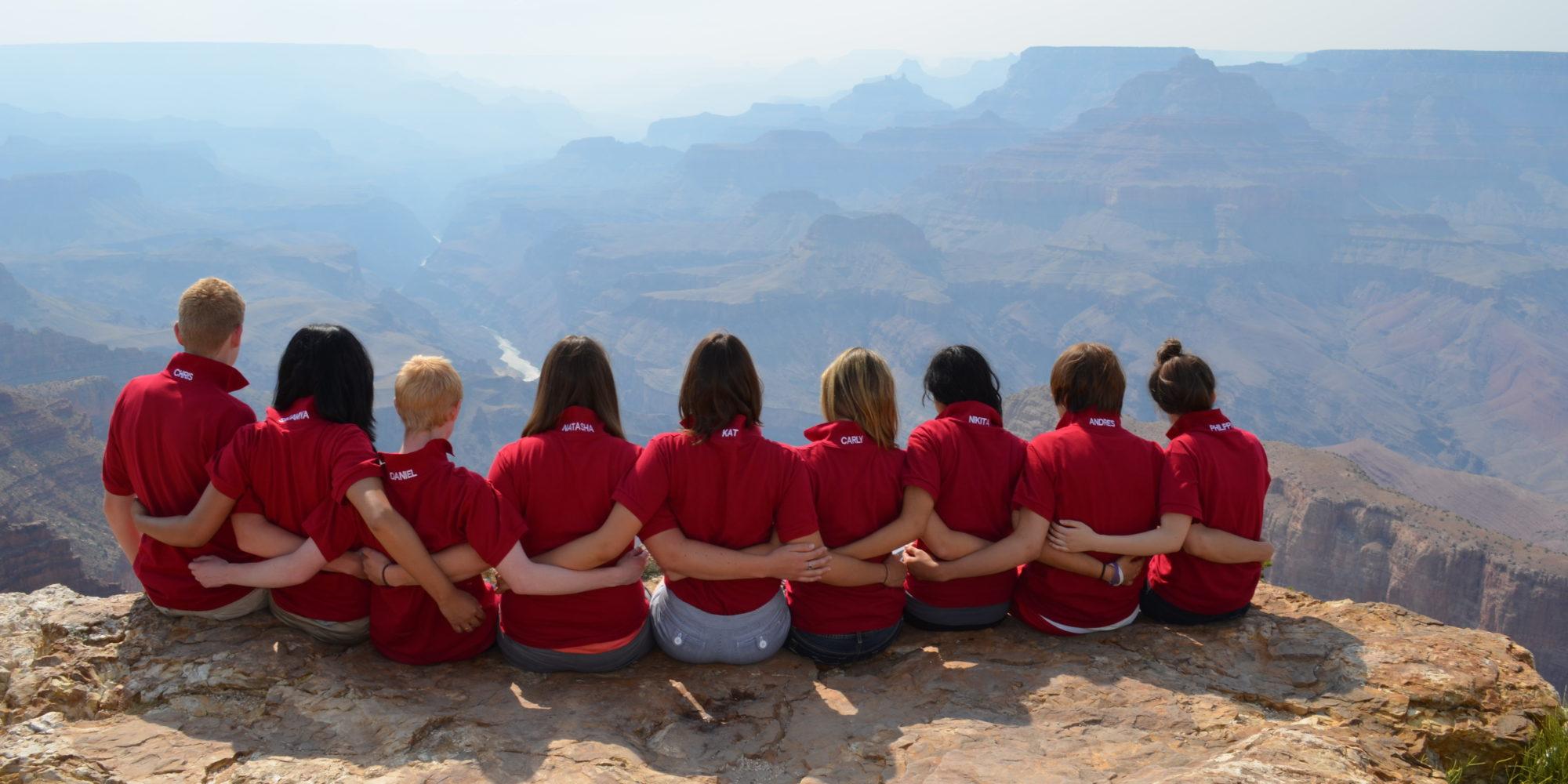 2011 - 2012 Officers at Grand Canyon